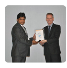 Abacus Receives Best E-Academy Education Partner Award 2012