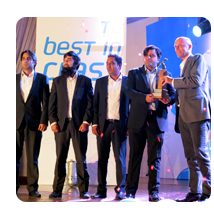 Abacus receives 'Outsourcing Partner of the Year Award' from Telenor