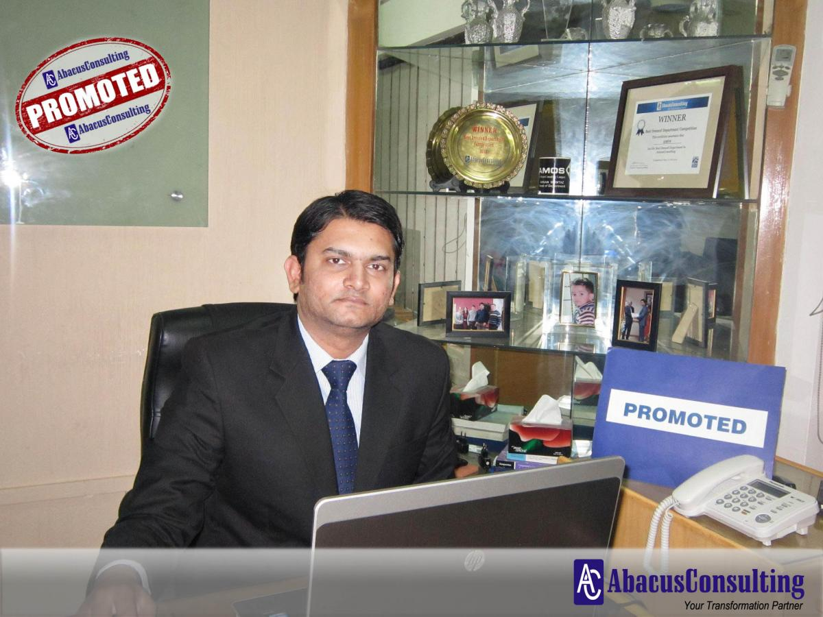 Mr. Ahsan Mumtaz - AMOS (Head of Operations) - AbacusConsulting