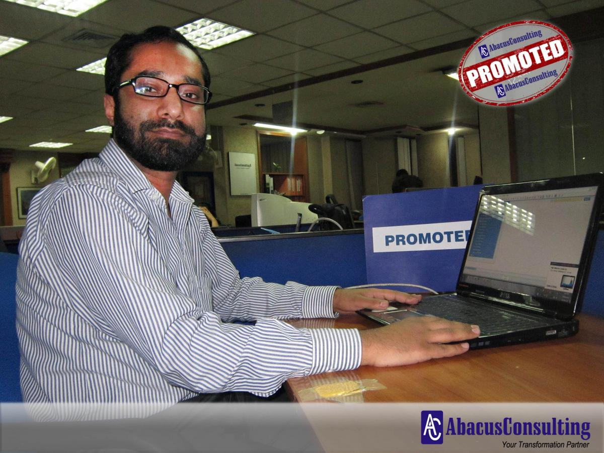 Mr. Hafiz Hamid Saeed - ITS-MME (Consultant) - AbacusConsulting
