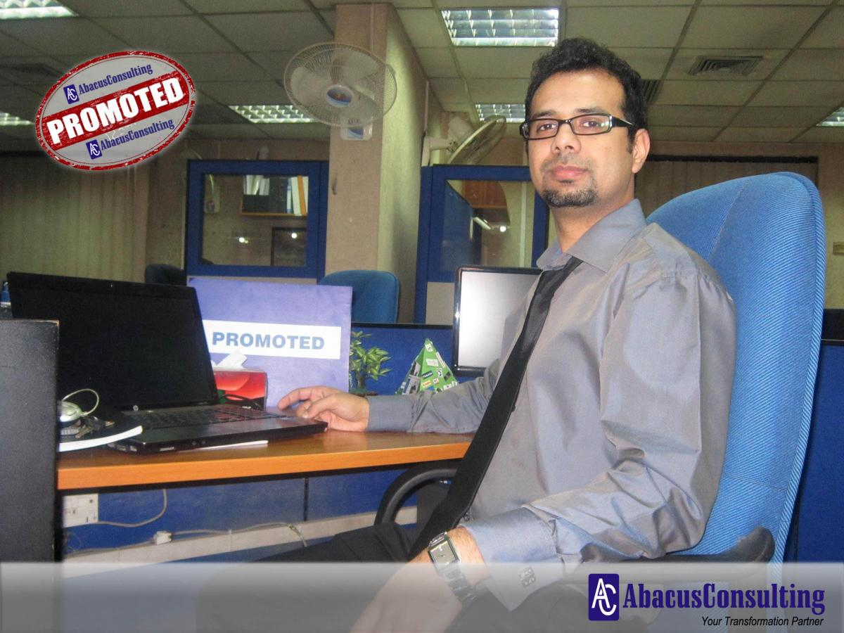 Mr. Obaid Iqbal - ITS-MME (Managing Consultant) - AbacusConsulting
