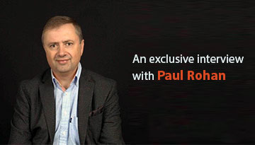 An exclusive interview with Paul Rohan
